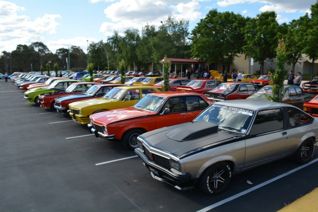 Torana Nationals 2018 Meet and Greet