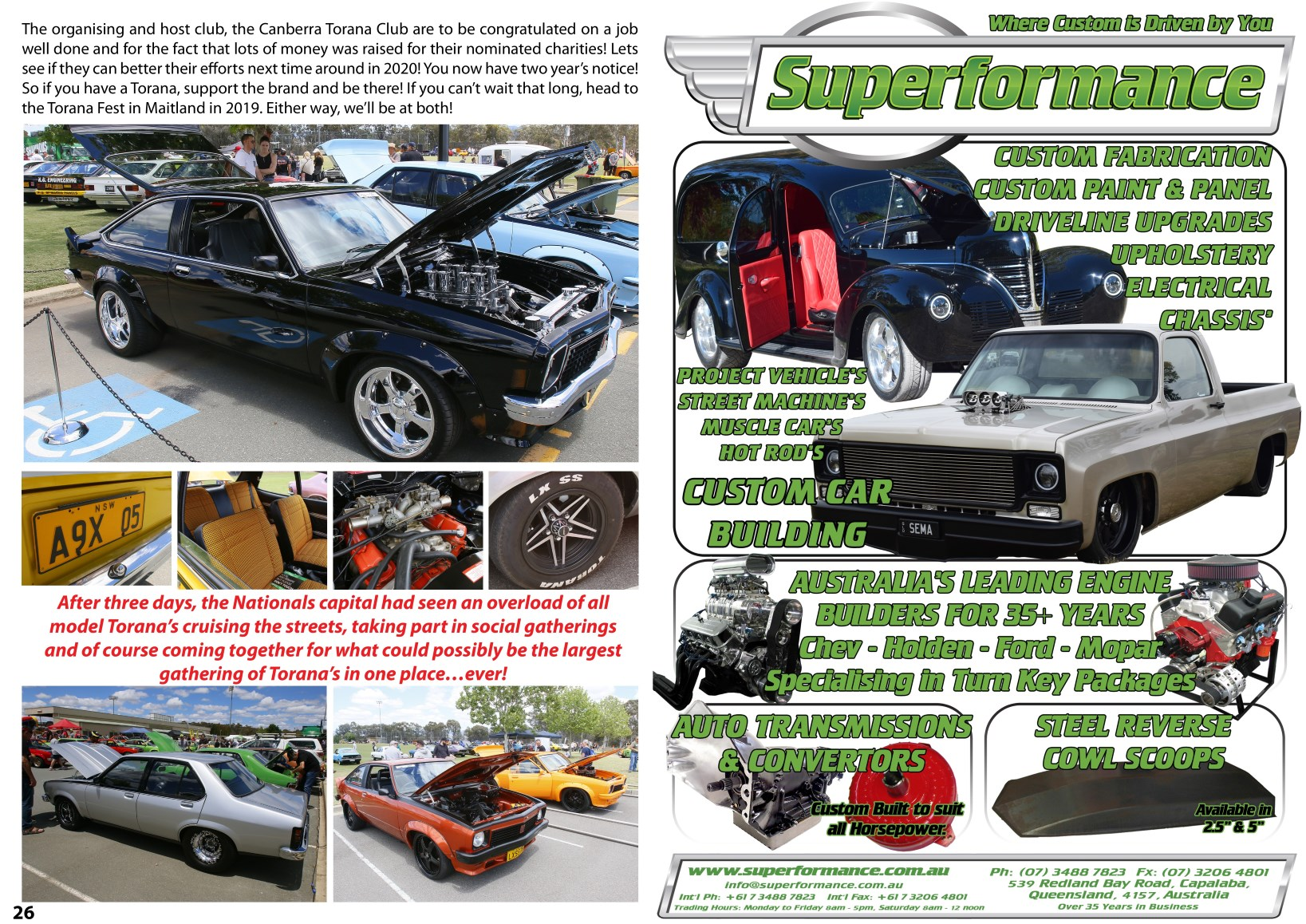 Killer Rides Article Page 3